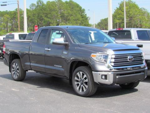 New 2019 Toyota Tundra 2WD Limited Double Cab 6.5' Bed 5.7L With Navigation