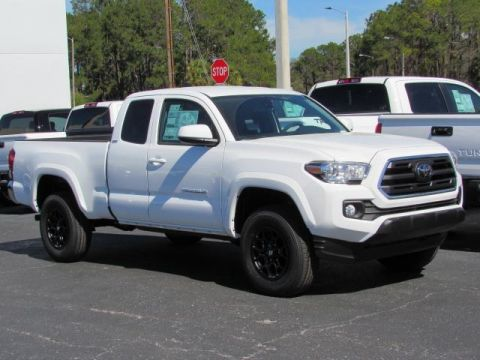 New 2019 Toyota Tacoma 4WD SR5 Access Cab 6' Bed V6 AT 4WD