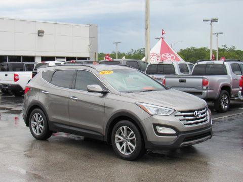 Pre-Owned 2014 Hyundai Santa Fe Sport FWD 4dr 2.0T Front Wheel Drive