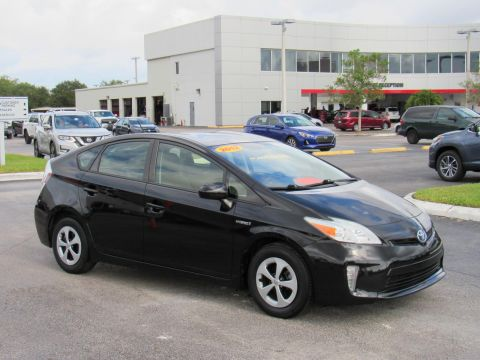 Certified Pre-Owned 2012 Toyota Prius 5dr HB Two (Natl) Front Wheel Drive