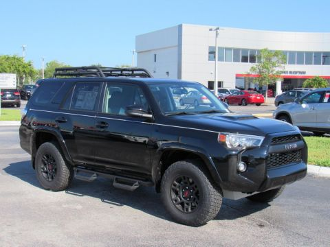 New 2019 Toyota 4Runner TRD Pro 4WD 4WD