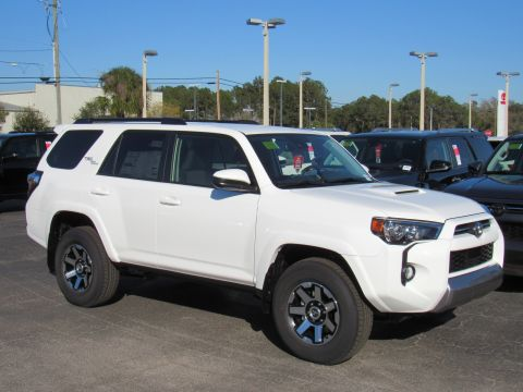 New 2020 Toyota 4runner TRD Off Road 4WD (Natl)