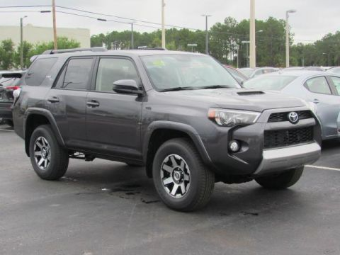 New 2019 Toyota 4Runner TRD Off Road 4WD
