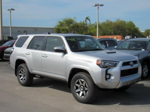 New 2019 Toyota 4Runner TRD Off Road 4WD With Navigation & 4WD
