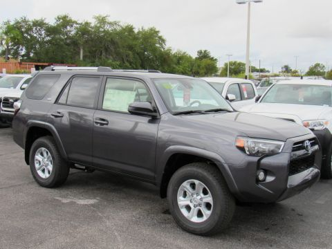 New 2020 Toyota 4runner SR5 4WD (Natl) Four Wheel Drive