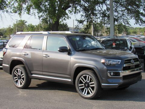 New 2020 Toyota 4runner Limited 4WD (Natl)