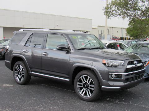 New 2019 Toyota 4Runner Limited 2WD RWD