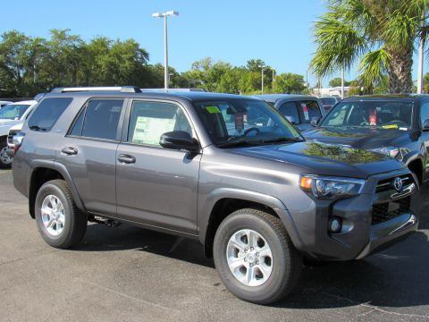 New 2020 Toyota 4runner SR5 Premium 2WD (Natl) SR5 Premium 2WD (Natl) Rear Wheel Drive