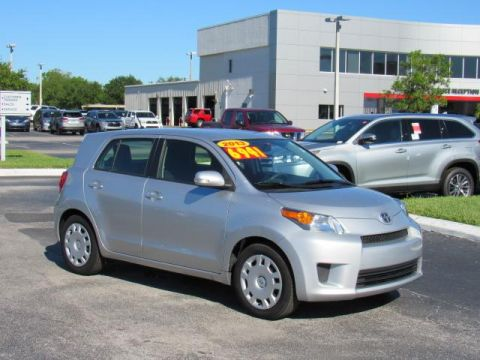 Pre-Owned 2013 Scion xD 5dr HB Auto (Natl)