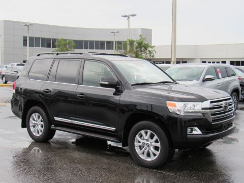 New 2019 Toyota Land Cruiser 4WD 4WD