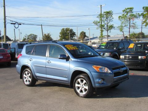 Pre-Owned 2010 Toyota RAV4 4WD 4dr 4-cyl 4-Spd AT Ltd (Natl) 4WD 4dr 4-cyl 4-Spd AT Four Wheel Drive