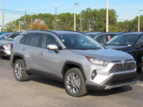 New 2019 Toyota RAV4 Limited FWD FWD