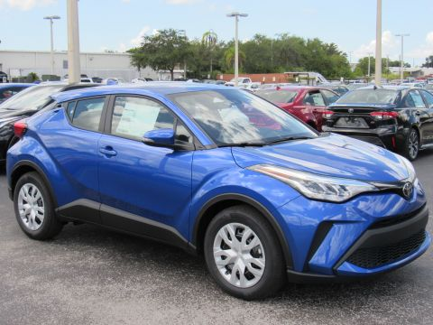 New 2020 Toyota C-HR LE FWD (Natl)