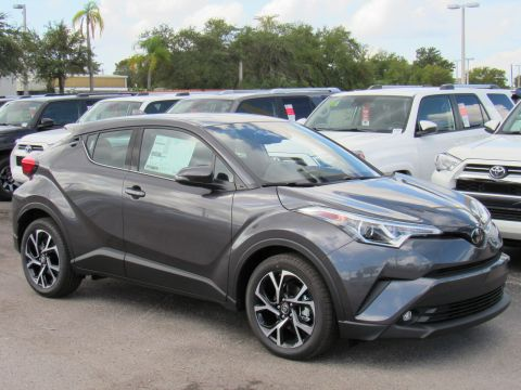 New 2019 Toyota C-HR Limited FWD (Natl) Limited FWD (Natl) Front Wheel Drive